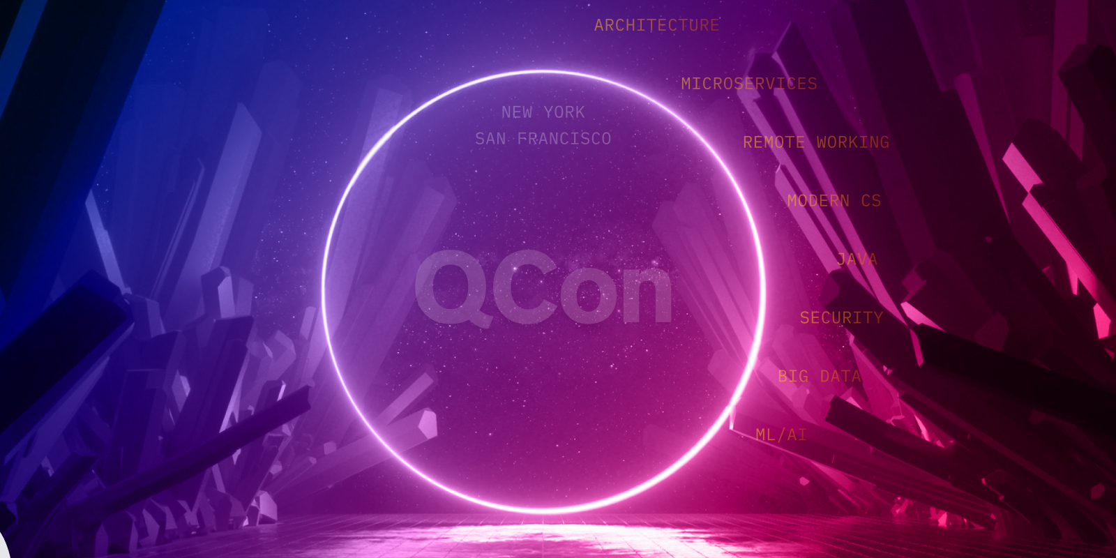 Stay ahead of the adoption curve. Discover emerging software trends and innovations. Attend QCon Plus, a hybrid international software development conference.