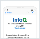 The Software Architects' Newsletter